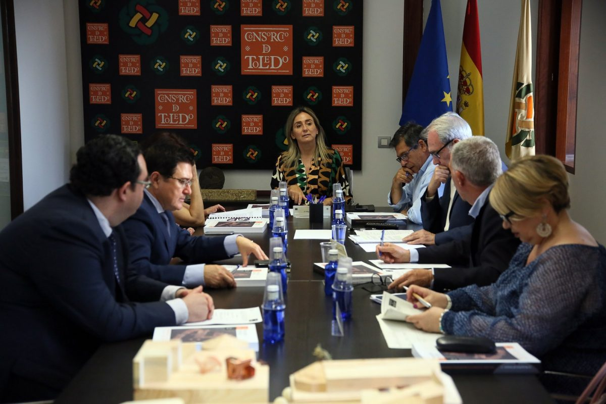 La Comisión Ejecutiva del Consorcio aprueba la rehabilitación de la Torre del Hierro mediante convenio con la asociación La Cornisa