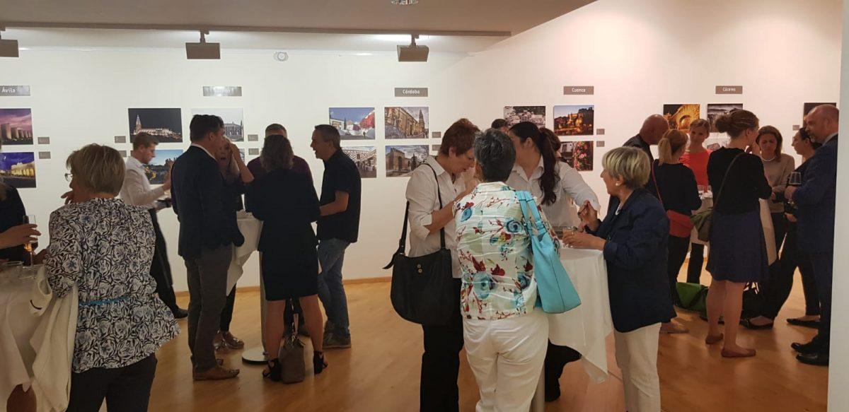 Toledo promociona su oferta turística y cultural en Berlín de la mano del Grupo de Ciudades Patrimonio de la Humanidad