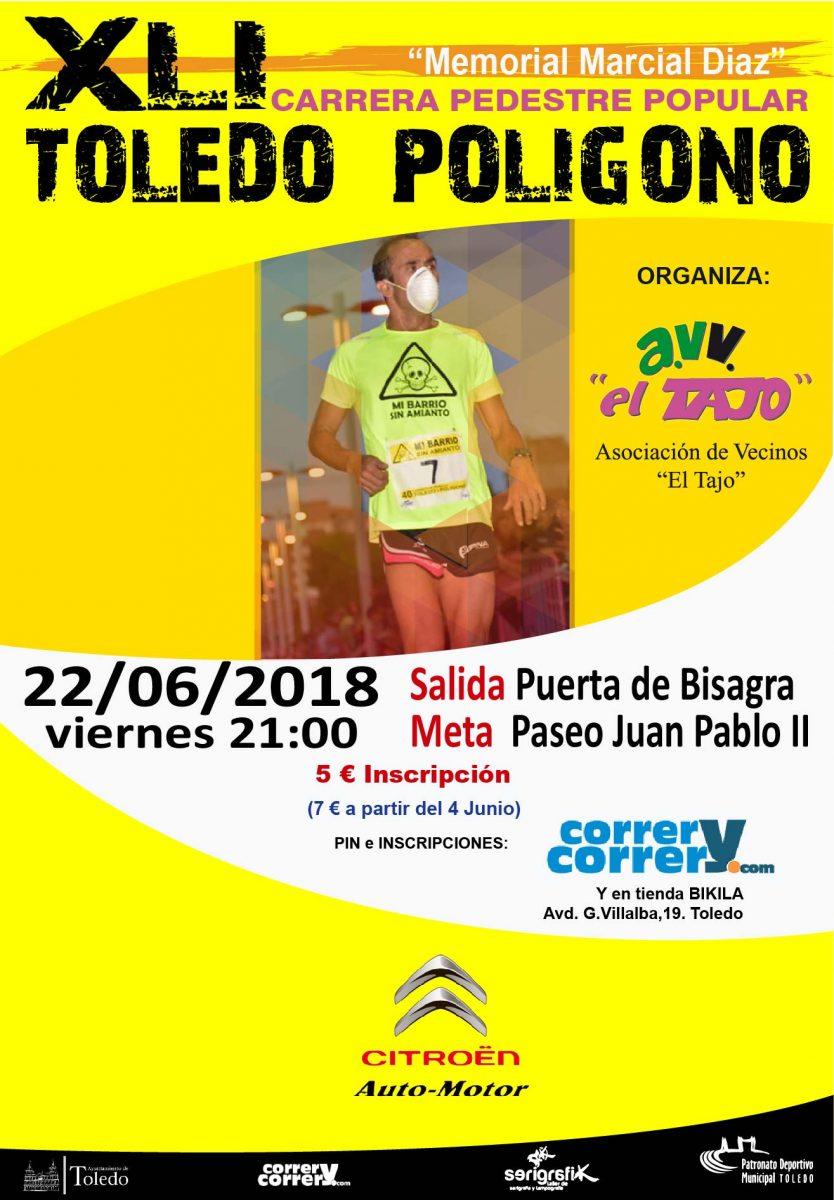 XLI Pedestre Popular Toledo-Polígono