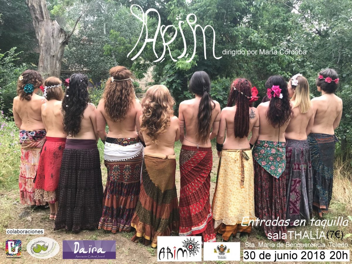 ARIM. Espectáculo dirigido por María Córdoba