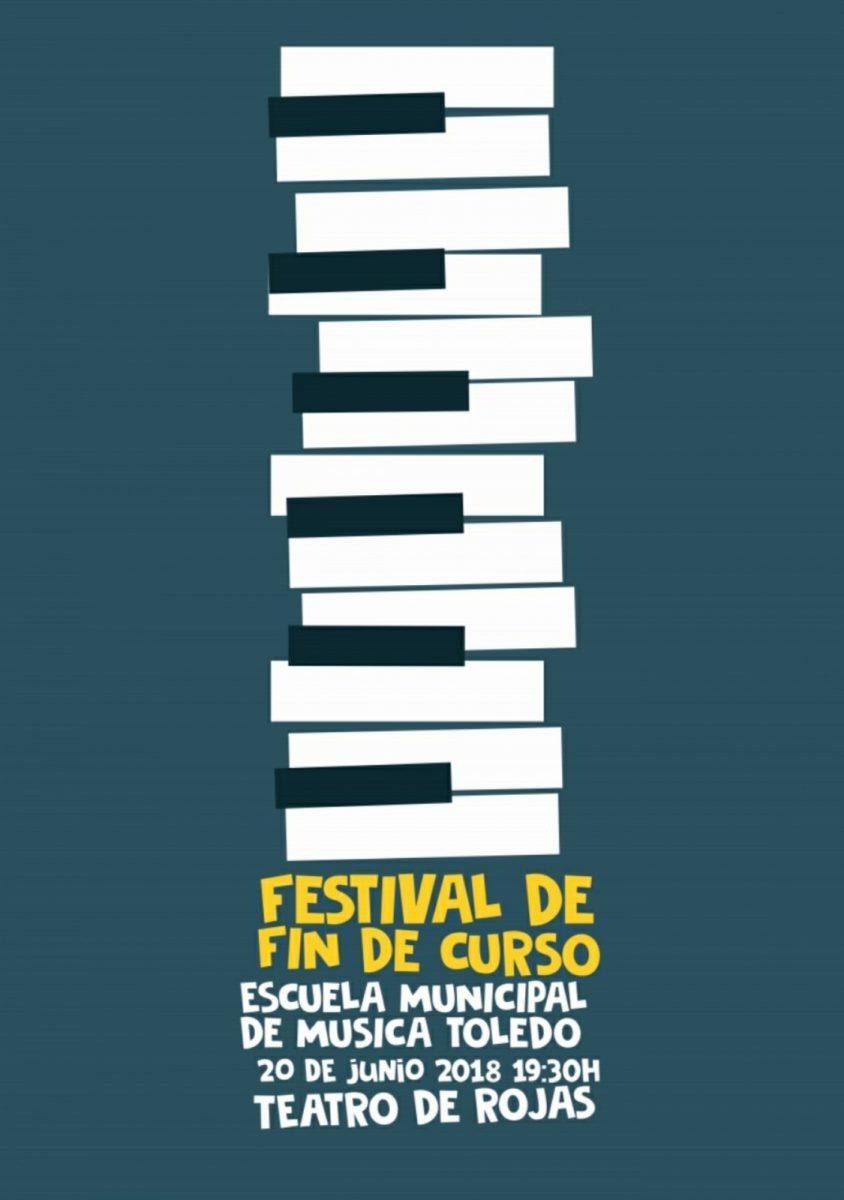 """Festival Fin de Curso Escuela Municipal de Música """"Diego Ortiz"""""""