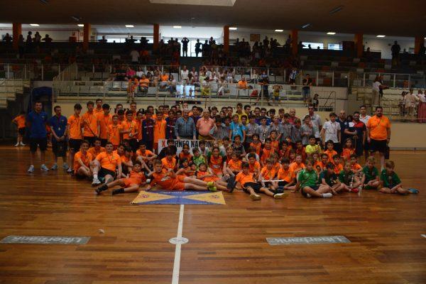 Foto grupo Tornero FS Corpus