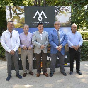 El Ayuntamiento apoya la Fiesta del Aceite de Oliva de la DOP Montes de Toledo y resalta su papel como embajador de la ciudad