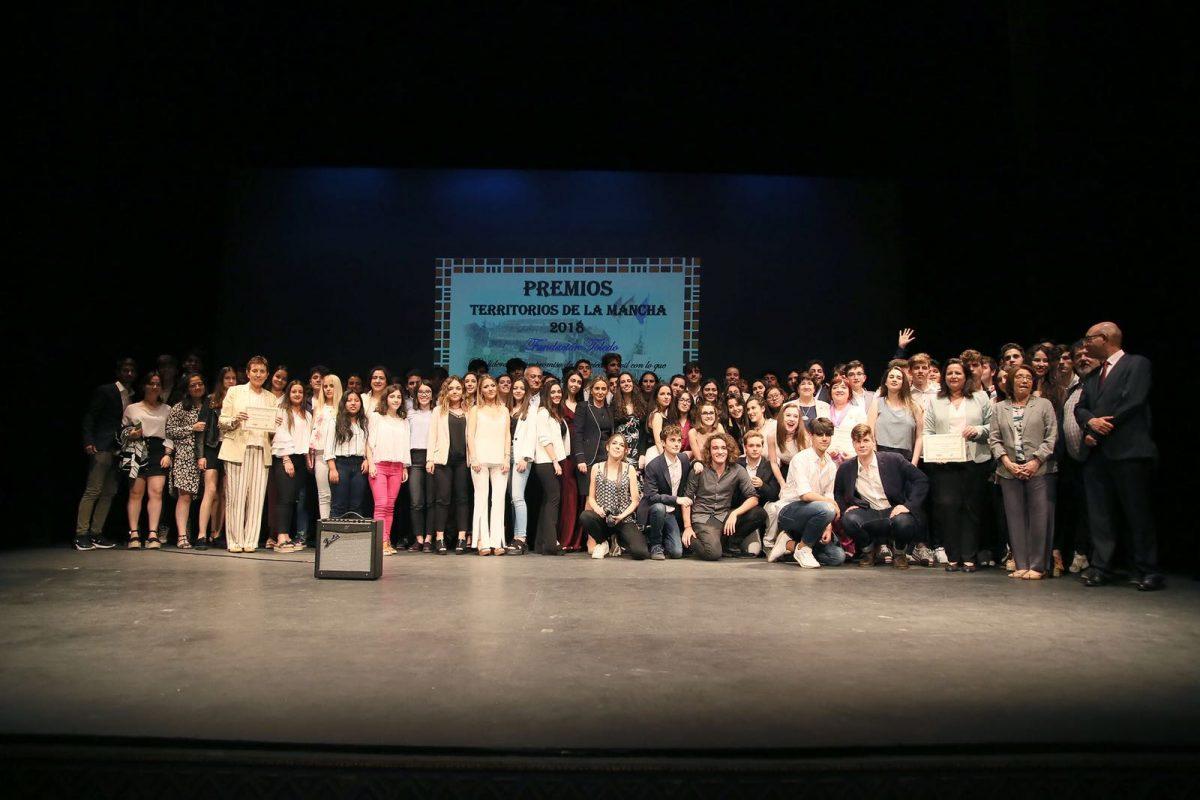 La alcaldesa traslada su gratitud a las entidades de Toledo galardonadas en los Premios 'Territorios de La Mancha' por su labor y fomento de la convivencia ciudadana
