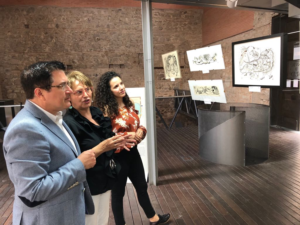 El Ayuntamiento valora la posibilidad de poner en uso espacios monumentales para la ciudadanía