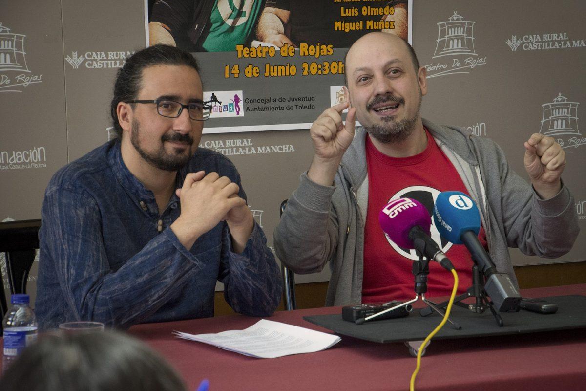 """http://www.toledo.es/wp-content/uploads/2018/06/jp25329-1200x800.jpg. Toledo Ilusión ofrecerá las actuaciones de algunos de """"los mejores magos del mundo"""" del 14 al 17 de junio en el Rojas"""