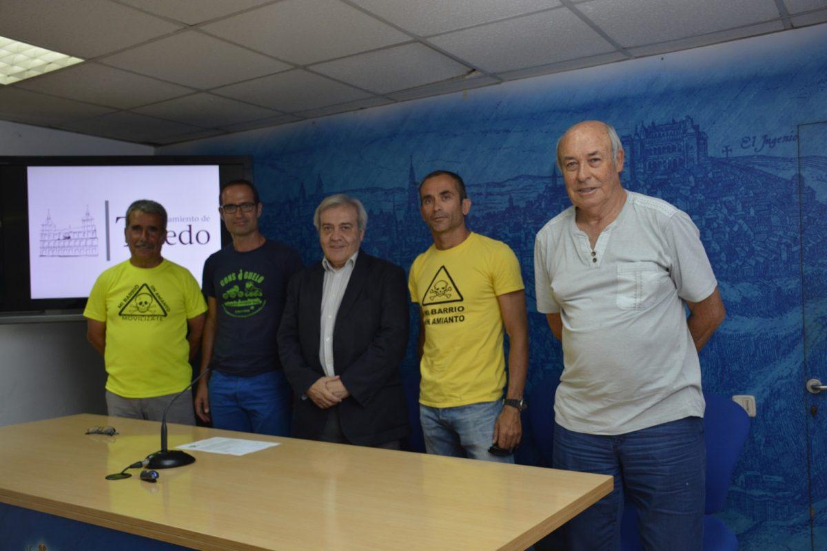 El Ayuntamiento impulsa una de las pruebas deportivas más señeras de la ciudad, la XLI Carrera Pedestre Toledo-Polígono