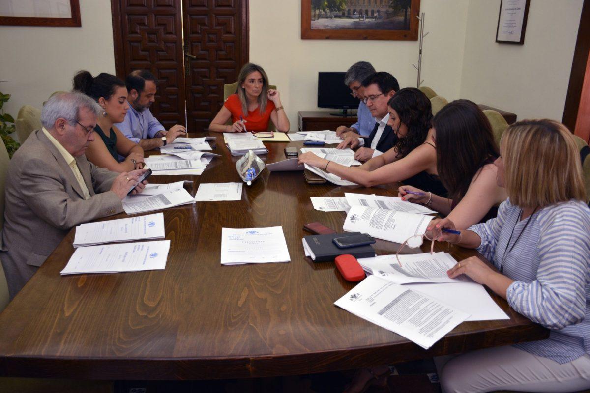 La Junta de Gobierno acuerda acogerse al 1,5% Cultural y presentar un proyecto para la recuperación de la Puerta del Vado