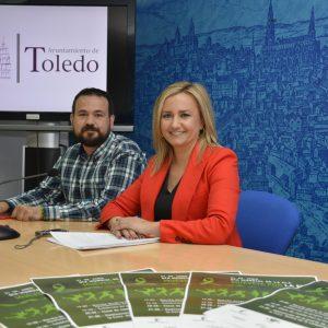 Toledo lidera la campaña 'Luz por la ELA' con actividades el día 21 y la iluminación en verde del Baño de la Cava y la Puerta de Alcántara