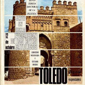 45 – Toledo en la revista Mundo Hispánico (1948-1971)