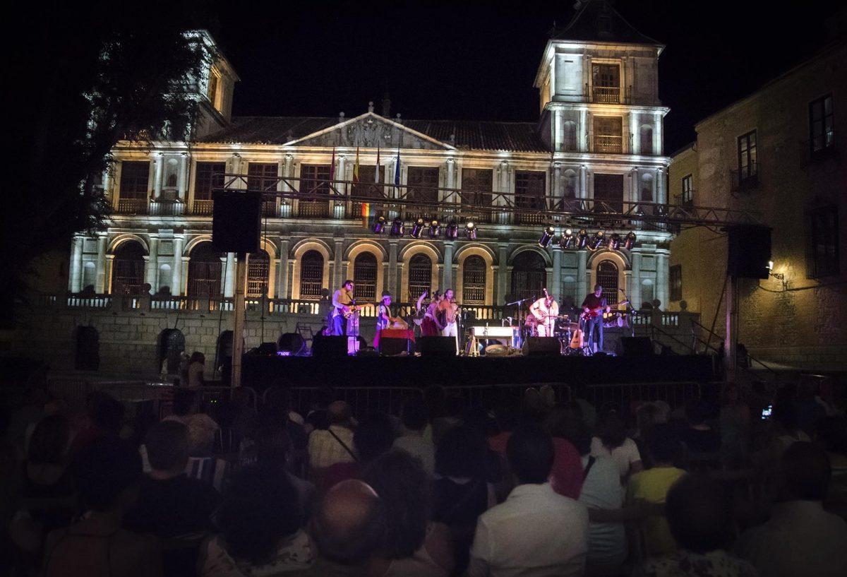 El Festival Músicas del Mundo vuelve a partir de julio y Toledo será protagonista en un programa de difusión internacional