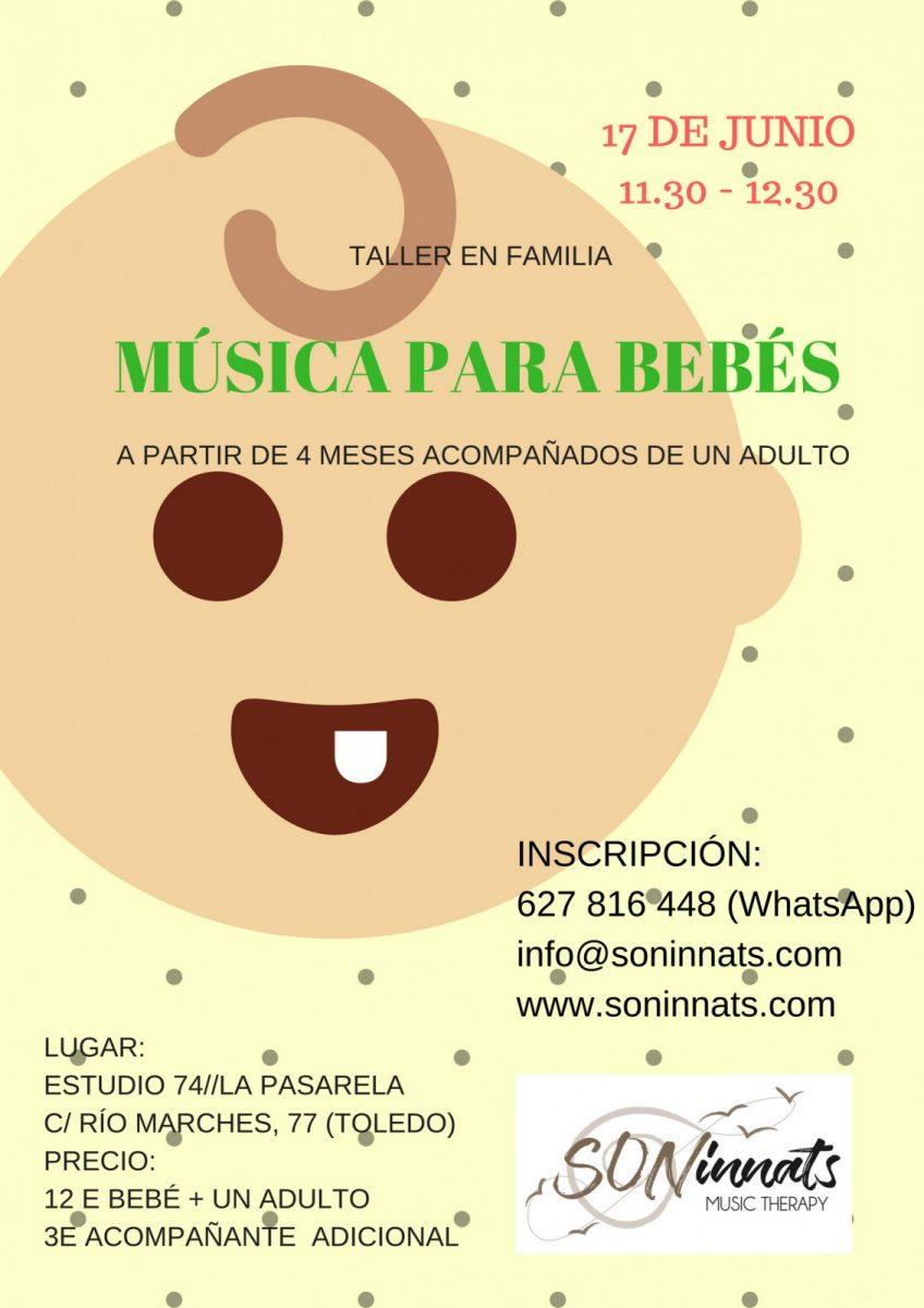 https://www.toledo.es/wp-content/uploads/2018/06/musica-para-bebes-848x1200.jpg. Taller de MÚSICA PARA BEBÉS