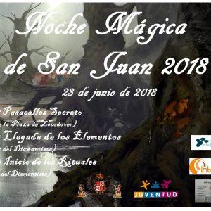 Noche Mágica de San Juan 2018