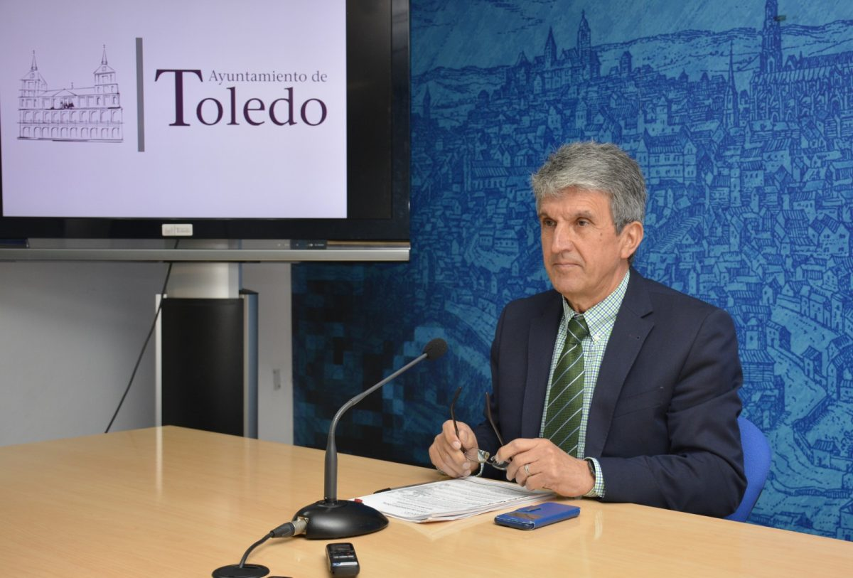 http://www.toledo.es/wp-content/uploads/2018/06/sabrido-rp-junta-gobierno-local-1200x813.jpg. El equipo de Gobierno constata la buena salud económica del Ayuntamiento tras aprobar el destino del superávit de 12 millones