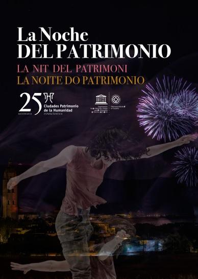 http://www.toledo.es/wp-content/uploads/2018/06/sin-titulo.jpg. Toledo vivirá el 15 de septiembre 'La Noche del Patrimonio', una iniciativa de Ciudades Patrimonio con motivo de su 25 aniversario
