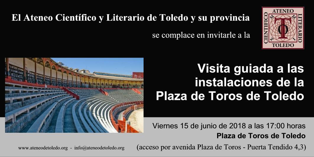 http://www.toledo.es/wp-content/uploads/2018/06/visita-plaza-de-toros.jpg. Visita a la Plaza de Toros