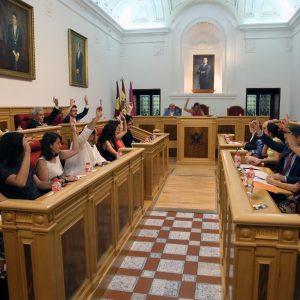 l Debate del Estado de Municipio se cierra con la aprobación de 35 propuestas de resolución para mejorar la ciudad