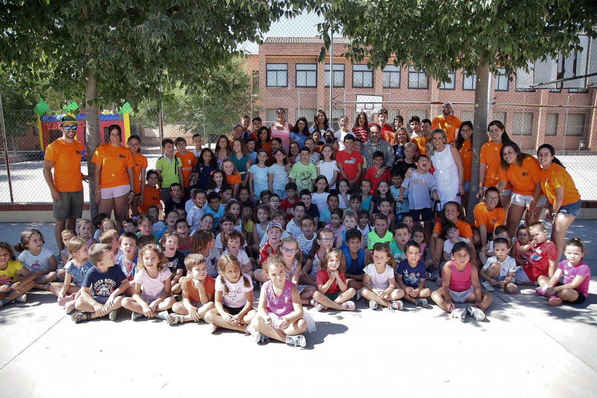 """https://www.toledo.es/wp-content/uploads/2018/07/14_campamento_urbano-1200x800.jpg. El Gobierno local destaca el """"éxito"""" del Campamento Urbano como medida para conciliar la vida laboral de las familias durante el verano"""