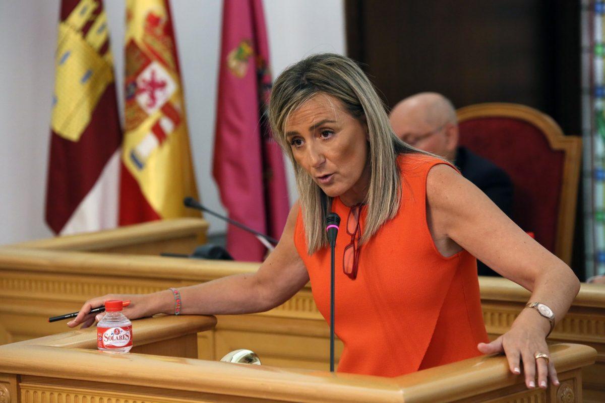 """La alcaldesa anuncia 20 proyectos para los próximos meses para dar """"un nuevo impulso a la ciudad"""""""