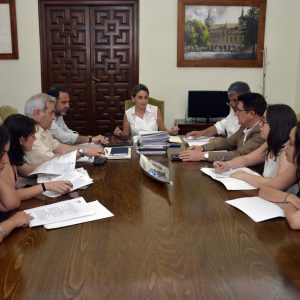 probadas obras de emergencia y seguridad en la Senda Ecológica por 150.000 euros