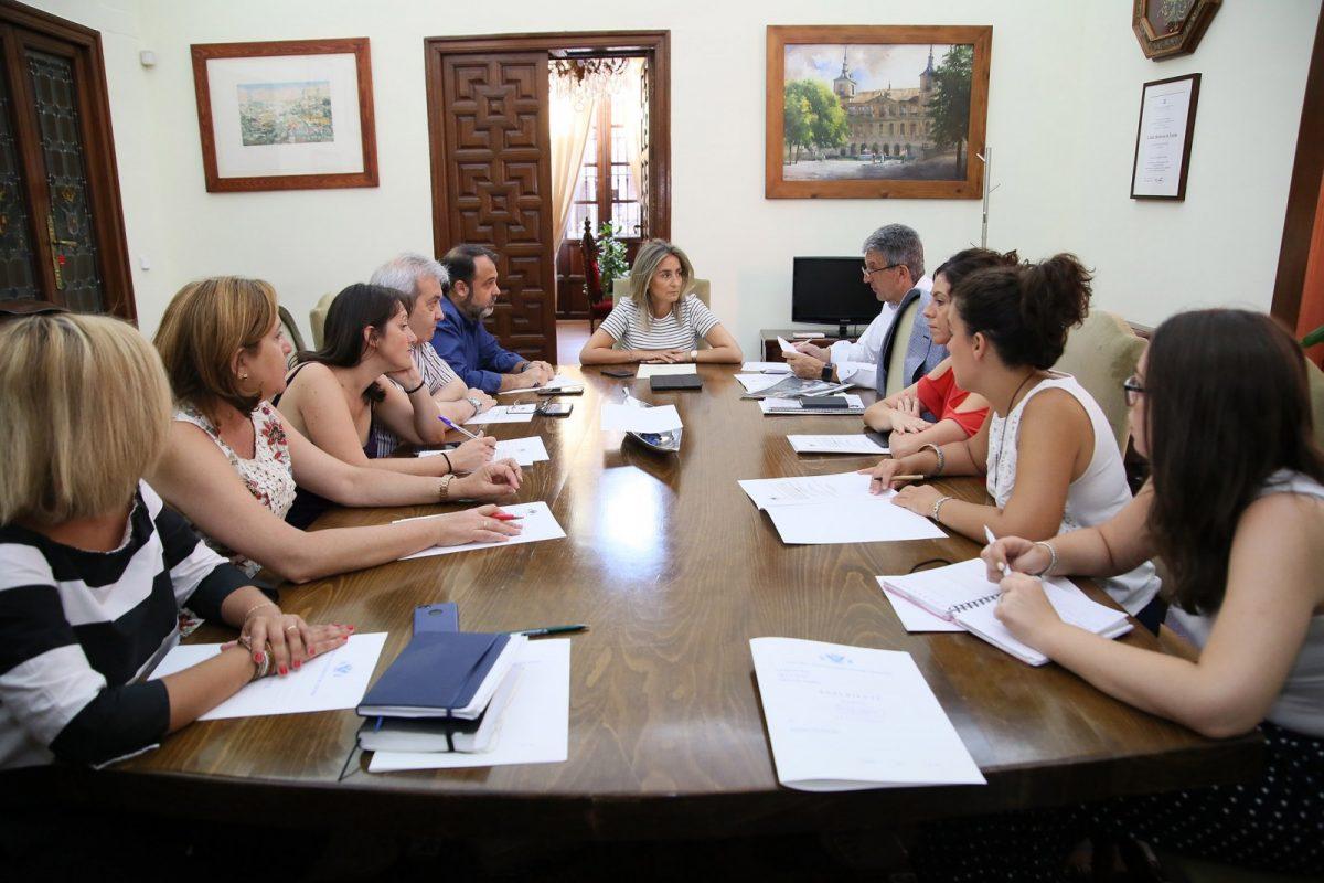 http://www.toledo.es/wp-content/uploads/2018/07/756a6681-1200x800.jpg. El proyecto de la comunicación peatonal del Tajo-Vega Baja-Poblado Obrero contará con un presupuesto de 430.131 euros