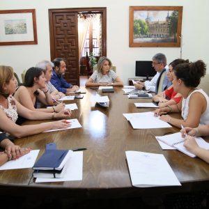 El proyecto de la comunicación peatonal del Tajo-Vega Baja-Poblado Obrero contará con un presupuesto de 430.131 euros
