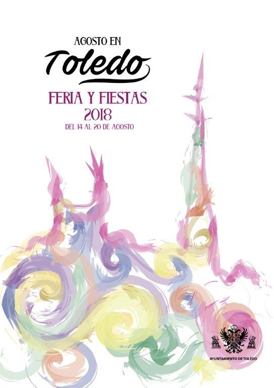 "https://www.toledo.es/wp-content/uploads/2018/07/cartel_toledo_ayto-001.jpg. Desfile de Moda ""VIAJE A LOS 80"""