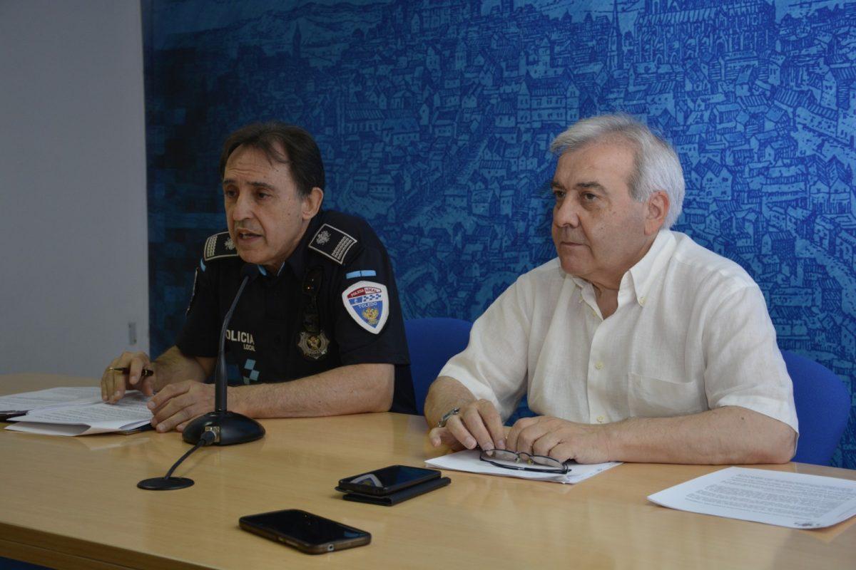 El Ayuntamiento informa de los cortes y desvíos provisionales con motivo de las obras de restauración de la Puerta del Cambrón