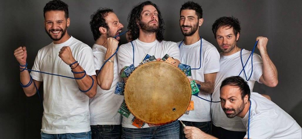 El Festival Músicas del Mundo nos trasladará este sábado hasta Italia con el folk salentino de Kalàscima y su tarantela