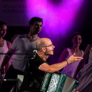 La música tradicional vasca de Korrontzi inaugura este sábado el III Festival Músicas del Mundo en la plaza del Ayuntamiento