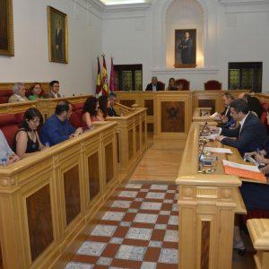 El Ayuntamiento aprueba la modificación de crédito que permite inversiones en todos los barrios por 4,3 millones de euros