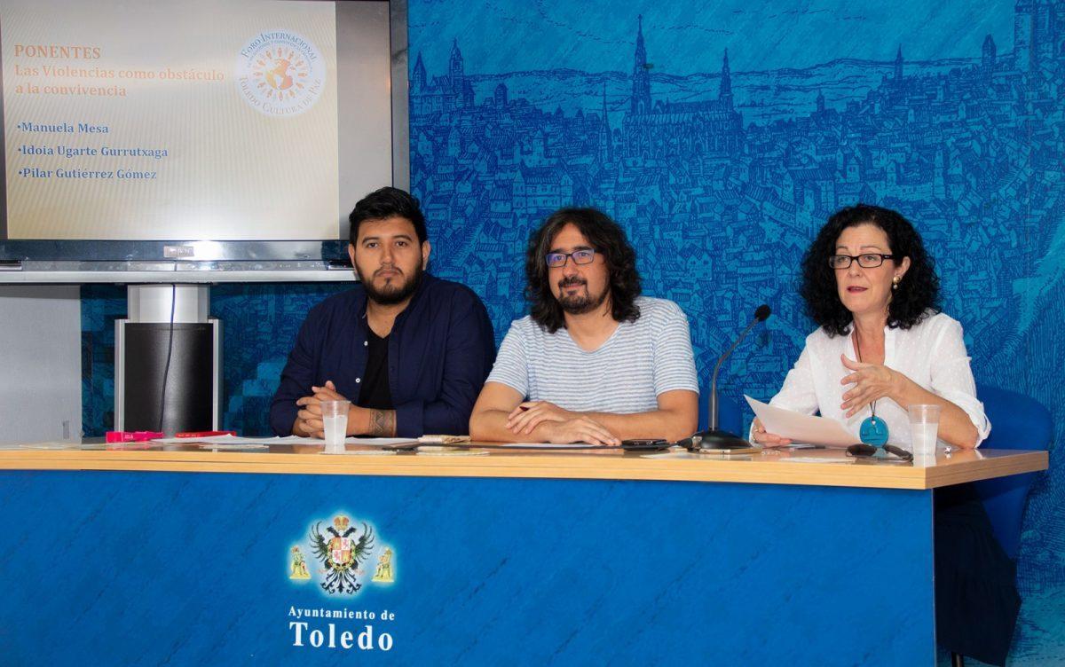 http://www.toledo.es/wp-content/uploads/2018/07/img_3484_1-1200x752-1-1200x752.jpg. El Ayuntamiento presenta la programación del I Foro Internacional 'Toledo Cultura de Paz' y abre las inscripciones