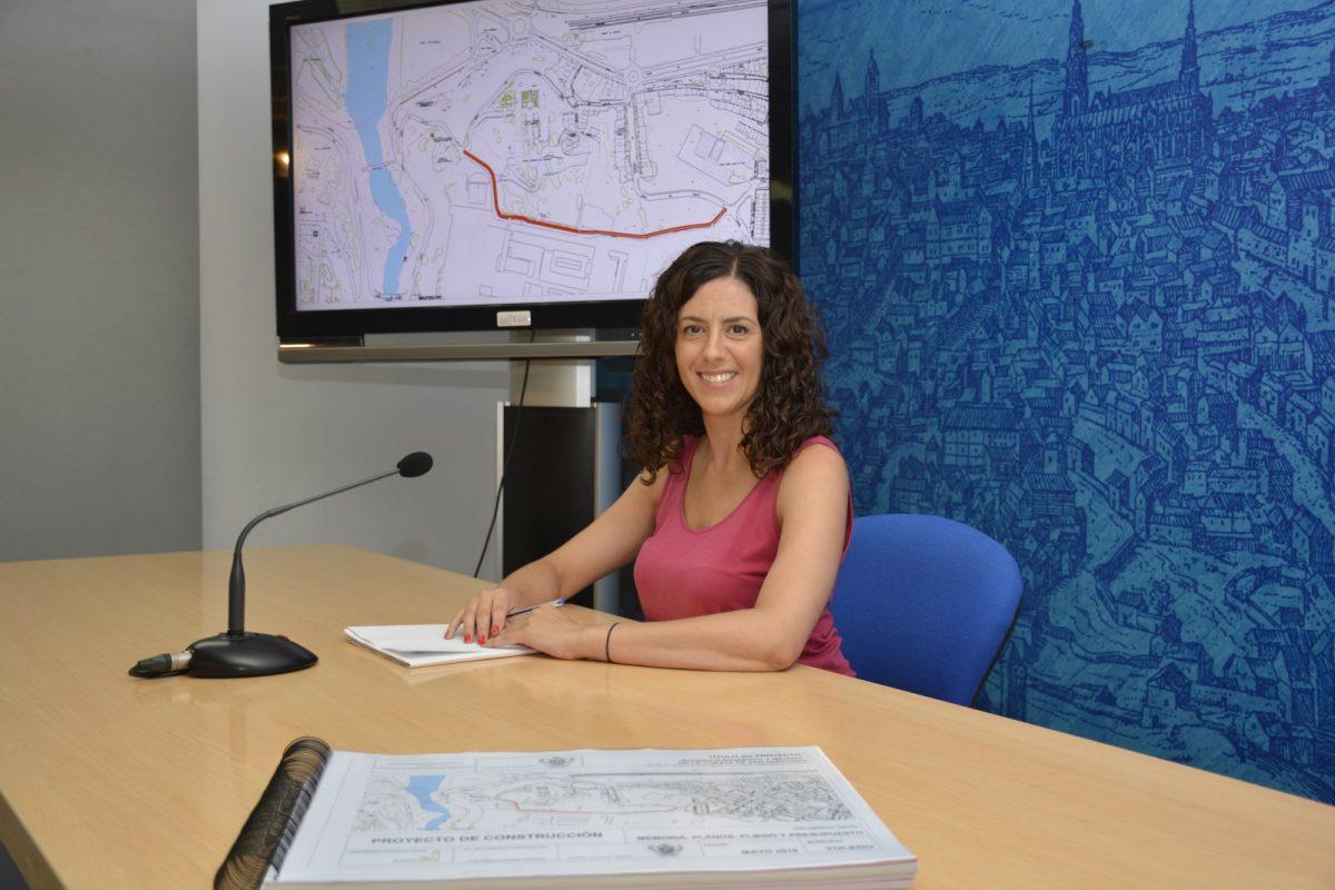 El Consistorio responde a una demanda histórica del barrio de Santa Bárbara con la mejora integral de la cuesta de San Servando