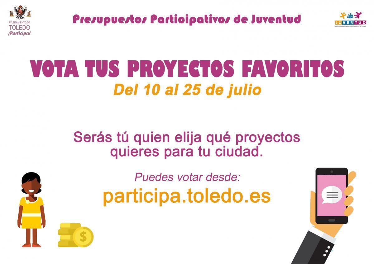 http://www.toledo.es/wp-content/uploads/2018/07/participa_juventud-1200x848.jpeg. Presupuestos Participativos Juventud