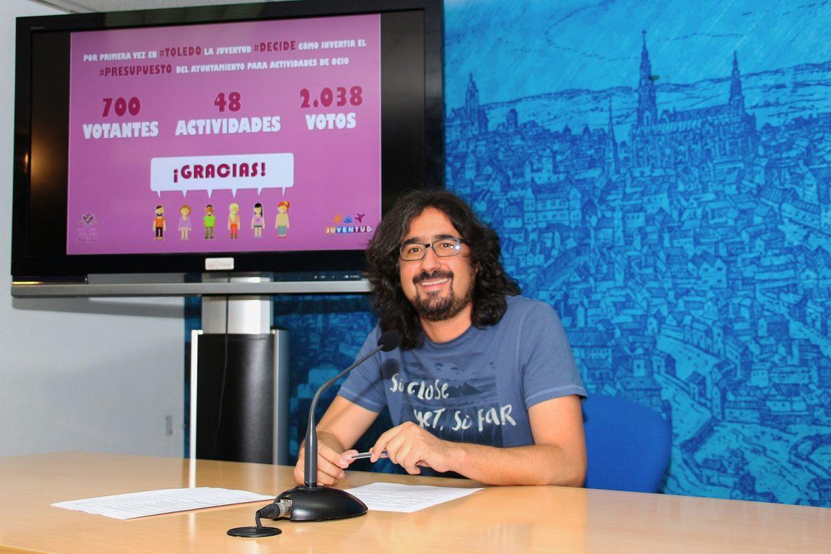 http://www.toledo.es/wp-content/uploads/2018/07/participacion_juventud01-1200x800.jpg. El proceso participativo de los programas municipales de ocio juvenil ha contado con 700 jóvenes que han votado 48 proyectos