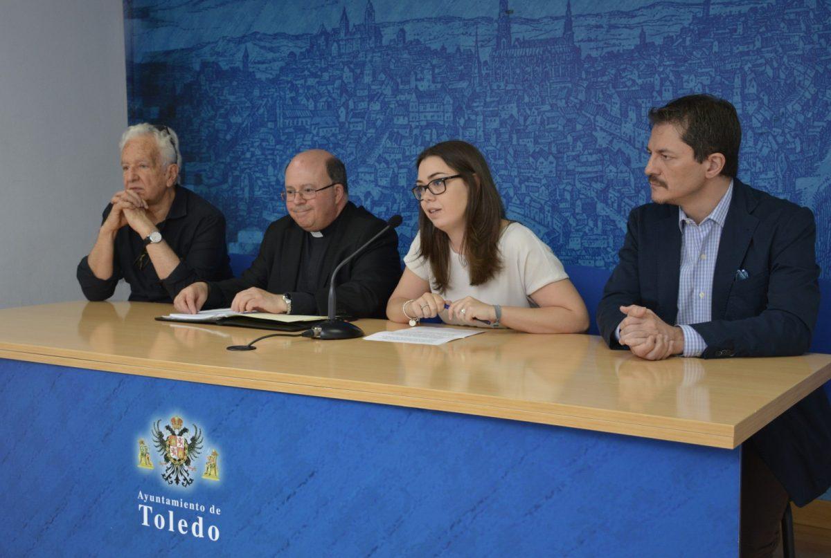 La Compañía Nacional de Teatro Clásico estrenará su gira española del 'Auto de los Inocentes' en la Catedral de Toledo