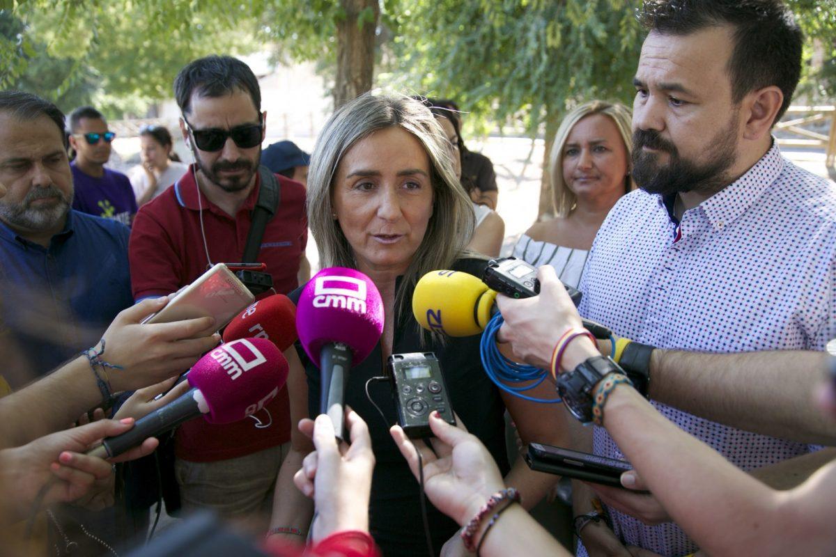 http://www.toledo.es/wp-content/uploads/2018/08/05_desbroce_circo_romano-1200x800.jpg. Hoy entran en vigor los nuevos horarios de la ORA aprobados por el Ayuntamiento, que permiten aparcar gratis las tardes de agosto