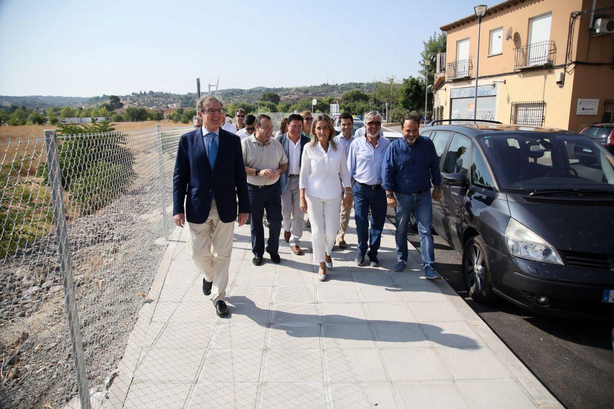 http://www.toledo.es/wp-content/uploads/2018/08/07_parking_san_pedro_verde-1200x800.jpg. La alcaldesa destaca que la ordenación del aparcamiento y calle San Pedro el Verde responde a una demanda histórica de la ciudad