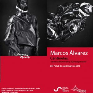 Exposición Centinelas; entre el anonimato y el protagonismo