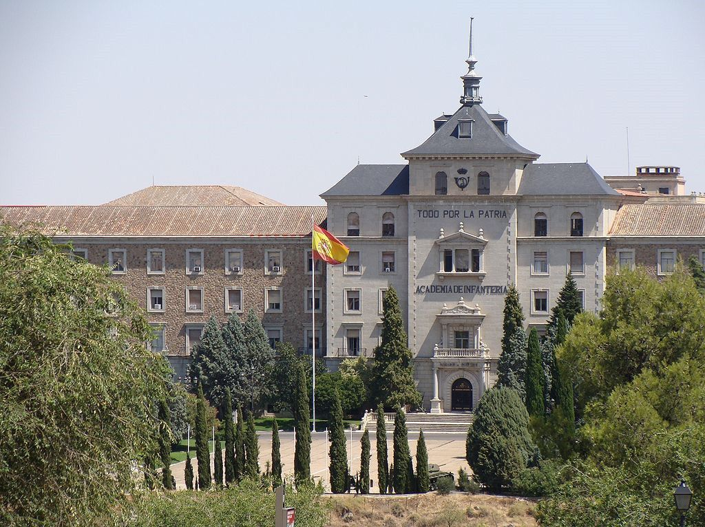 """EXPOSICIÓN TEMPORAL: """"Toledo y la Academia de Infanteria una misma esencia"""""""