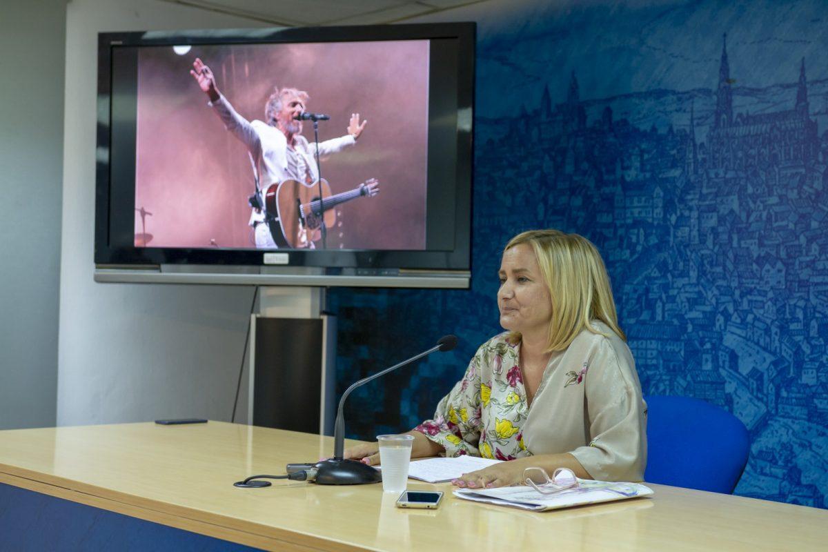"""El Ayuntamiento valora la """"respuesta masiva"""" de los toledanos en el conjunto de actividades organizadas en la Feria de agosto"""