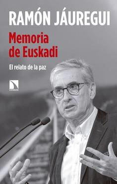 Presentación del libro: Memoria de Euskadi