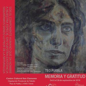 Exposición Memoria y gratitud