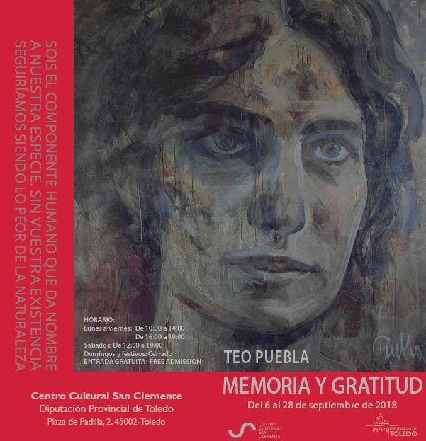 Inauguración Exposición Memoria y gratitud