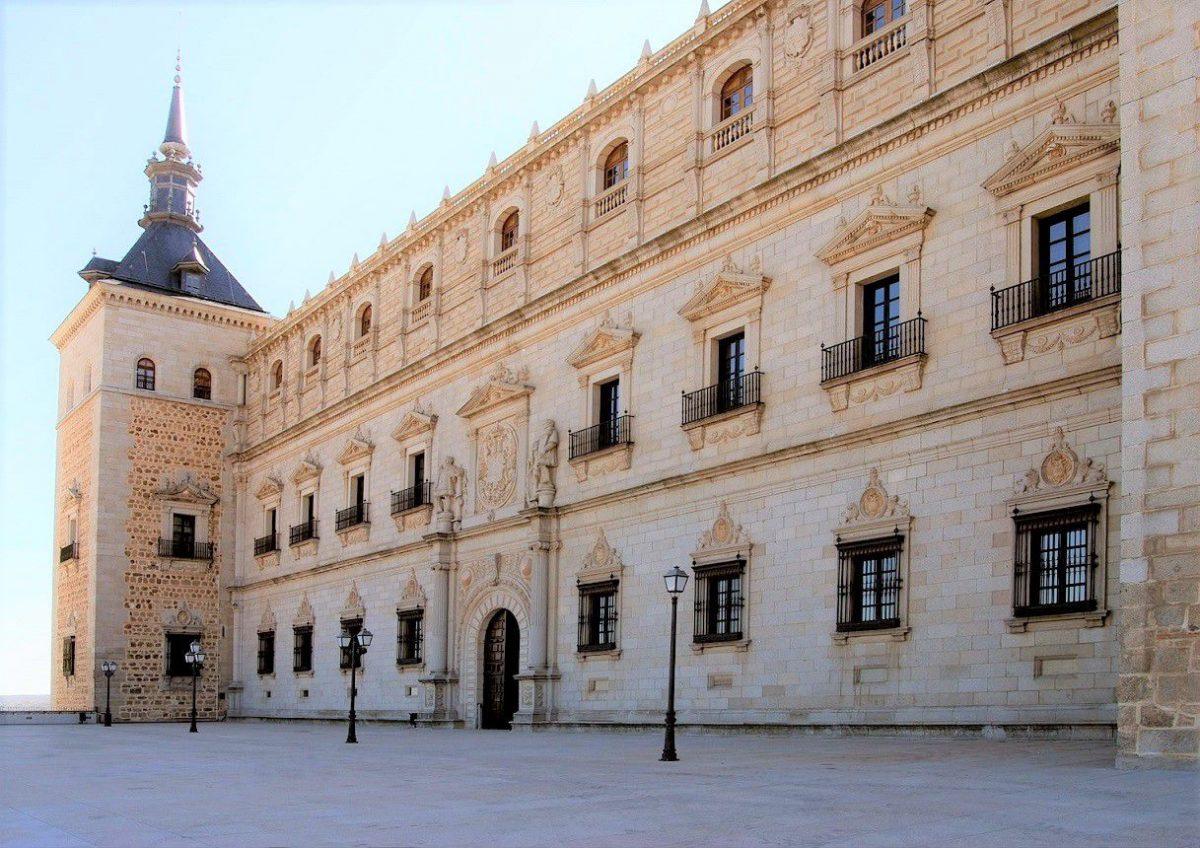 """Museo en vivo: """"El arquitecto del Alcázar"""""""