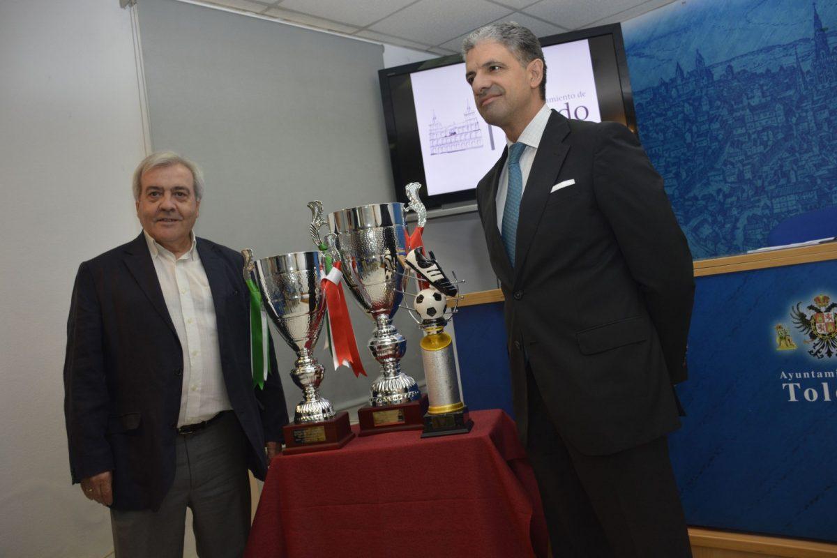 http://www.toledo.es/wp-content/uploads/2018/08/trofeo-feria_1-1200x800.jpg. La 53 edición del Trofeo de Feria enfrentará a dos ciudades declaradas Patrimonio de la Humanidad el sábado 18 de agosto