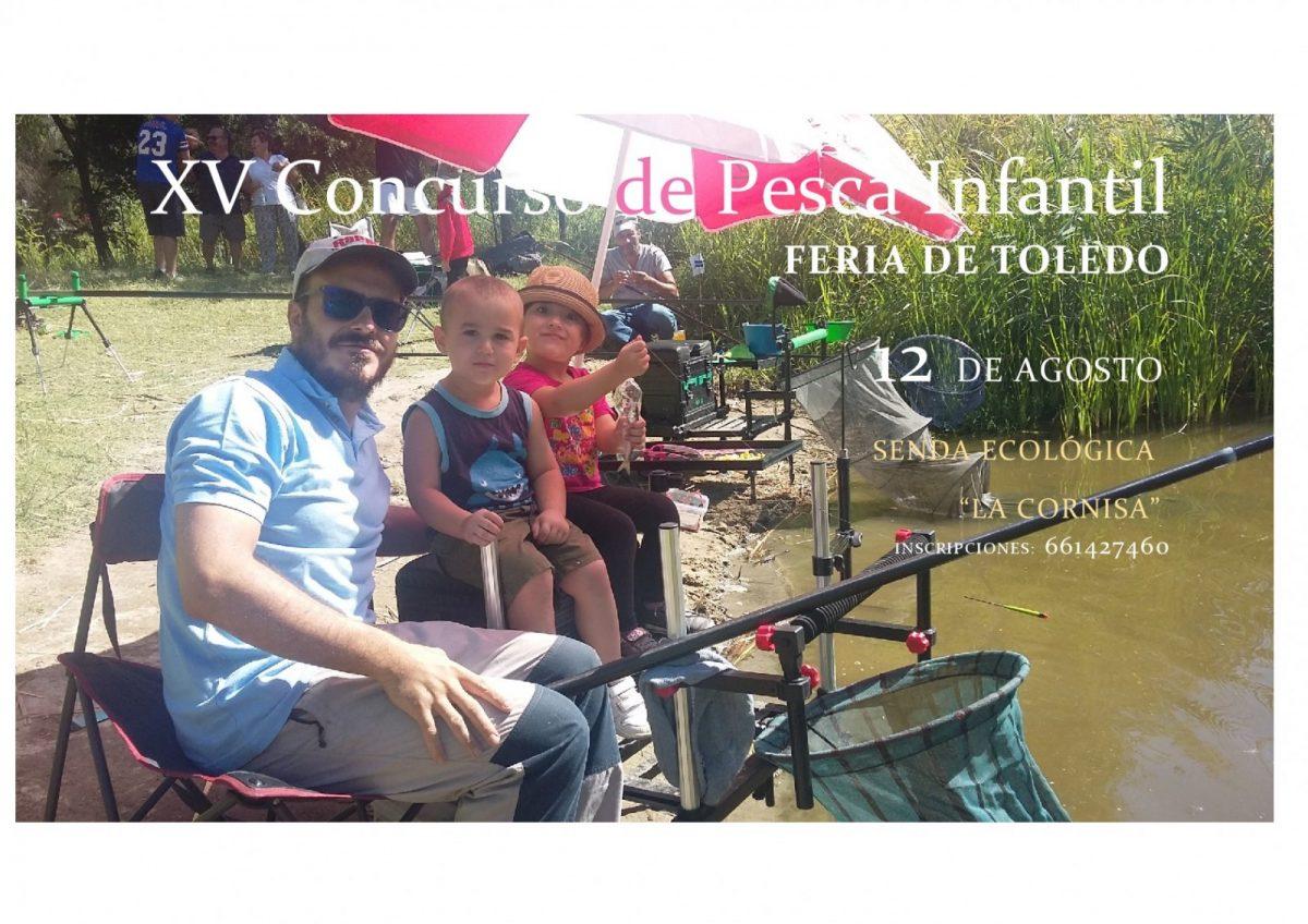 XV Concurso de Pesca Infantil de Feria
