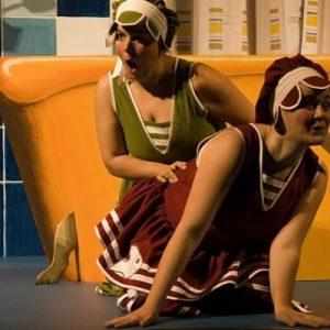 Ciclo de Teatro y Danza en Familia: ¡Al agua pato!
