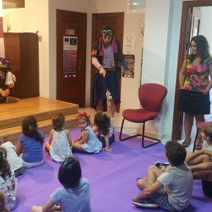 a Escuela Toledana de Igualdad ofrece un cuentacuentos infantil que desmitifica el amor romántico
