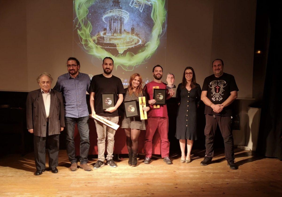 https://www.toledo.es/wp-content/uploads/2018/09/01-clausura-festival-corto-joven-1200x840.jpg. 'Sigue contando', 'La judía de Toledo' y 'Produccion Line', ganadores del XI Concurso de Corto Joven 'Ciudad de Toledo'